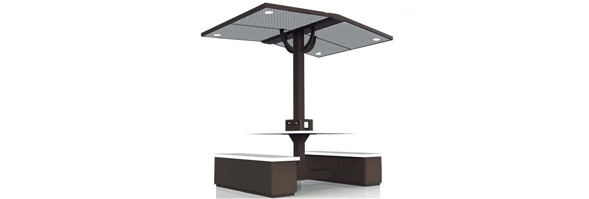 'Solari' Solar Workstation -